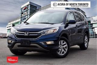 Used 2016 Honda CR-V EX-L AWD No Accident| Back-Up Camera for sale in Thornhill, ON