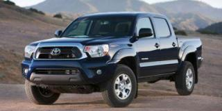 Used 2014 Toyota Tacoma 4WD DOUBLE CAB V6 AUTO for sale in Richmond Hill, ON