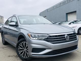 Used 2019 Volkswagen Jetta |HIGHLINE|PUSH START|SUNROOF|HEATED SEATS|APPLE CARPLAY! for sale in Brampton, ON