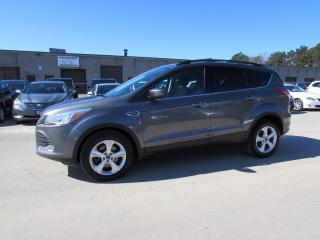 Used 2013 Ford Escape SE CERTIFIED 2YR WARRANTY *1 OWNER*ACCIDENT FREE* BLUETOOTH HEATED SEATS ALLOYS TOW HITCH for sale in Milton, ON