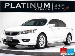 Used 2014 Honda Accord Touring, NAV, CAM, SUNROOF, HEATED SEATS for sale in Toronto, ON