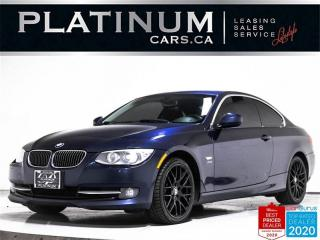 Used 2011 BMW 3 Series 328i xDrive, AWD, NAV, HEATED SEATS, BLUETOOTH for sale in Toronto, ON