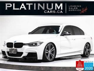 Used 2015 BMW 3 Series 335i, MANUAL, M SPORT, NAV, SUNROOF, CAM for sale in Toronto, ON