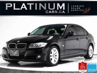 Used 2011 BMW 3 Series 323i, SUNROOF, LEATHER, MEMORY SEATS, HEATED for sale in Toronto, ON