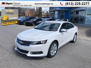 New 2020 Chevrolet Impala LT for sale in Ottawa, ON
