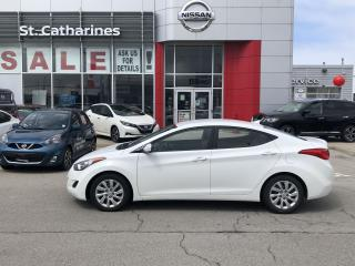 Used 2013 Hyundai Elantra GL for sale in St. Catharines, ON