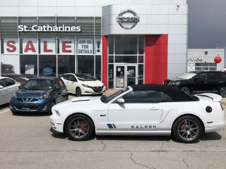 Used 2014 Ford Mustang GT| California with Saleen look | Like New Very Cl for sale in St. Catharines, ON