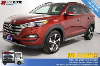 Used 2018 Hyundai Tucson Ultimate for sale in Mississauga, ON