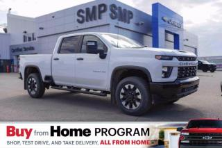 New 2020 Chevrolet Silverado 2500 HD Custom for sale in Saskatoon, SK