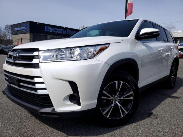 2019 Toyota Highlander LE, LOCAL, NO ACCIDENTS