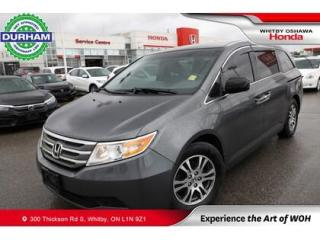Used 2012 Honda Odyssey for sale in Whitby, ON