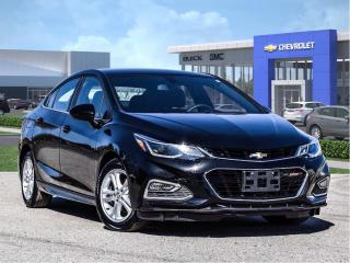 Used 2018 Chevrolet Cruze LT Turbo for sale in Markham, ON
