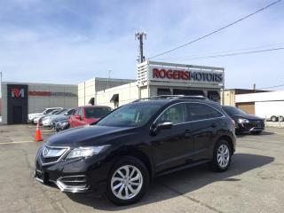 Used 2016 Acura RDX - 2.99% Finance | 6 Months Deferral - AWD - NAVI - BLIND SPOT - BACKUP CAM - LANE ASSIST for sale in Oakville, ON