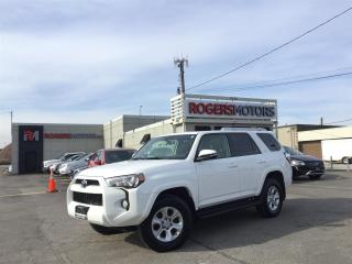 Used 2016 Toyota 4Runner SR5 - 4WD - REV CAM - 7 PASS for sale in Oakville, ON