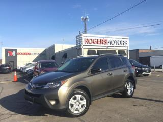 Used 2013 Toyota RAV4 - 2.99% Financing | 6 Months Deferral - AWD - REVERSE CAM - BLUETOOTH for sale in Oakville, ON