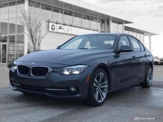 Used 2016 BMW 3 Series 320i xDrive All Wheel Drive! Sunroof! for sale in Winnipeg, MB