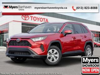 New 2020 Toyota RAV4 LE AWD  - Heated Seats - $213 B/W for sale in Ottawa, ON