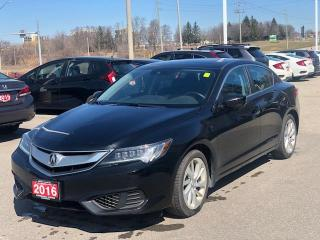Used 2016 Acura ILX POWER SUNROOF | HEATED SEATS | REARVIEW CAMERA WITH GUIDELINES for sale in Cambridge, ON
