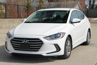Used 2018 Hyundai Elantra GL ONLY 11K | Lane Change Assist | CERTIFIED for sale in Waterloo, ON