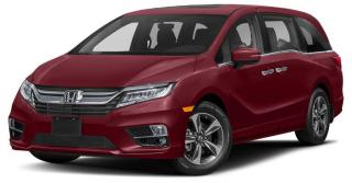 New 2020 Honda Odyssey Touring for sale in Vancouver, BC