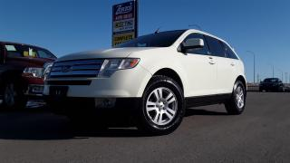 Used 2008 Ford Edge SEL for sale in Brandon, MB