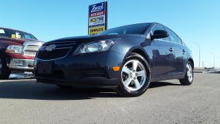 Used 2014 Chevrolet Cruze 2LT for sale in Brandon, MB