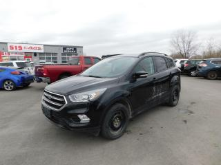 Used 2017 Ford Escape Titanium for sale in St. Thomas, ON