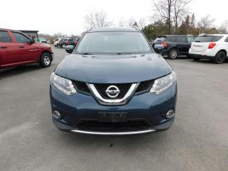 Used 2015 Nissan Rogue SV for sale in St. Thomas, ON