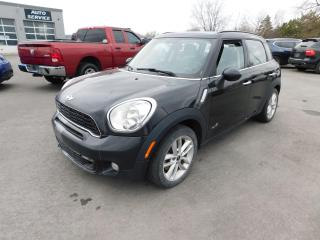 Used 2014 MINI Cooper Countryman S|SUNROOF|AWD for sale in St. Thomas, ON