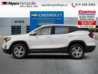 New 2020 GMC Terrain SLE  - Heated Seats - Power Liftgate for sale in Kemptville, ON