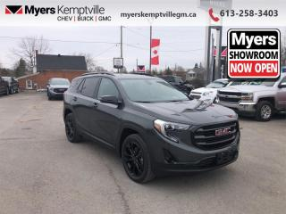 New 2020 GMC Terrain SLT  - Heated Seats - Power Liftgate for sale in Kemptville, ON