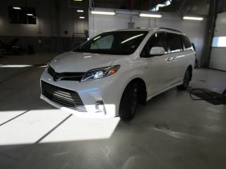 New 2020 Toyota Sienna XLE 7-Passenger for sale in Moose Jaw, SK