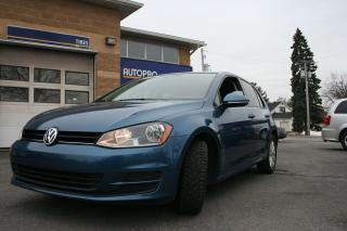 Used 2016 Volkswagen Golf TRENDLINE for sale in Nepean, ON