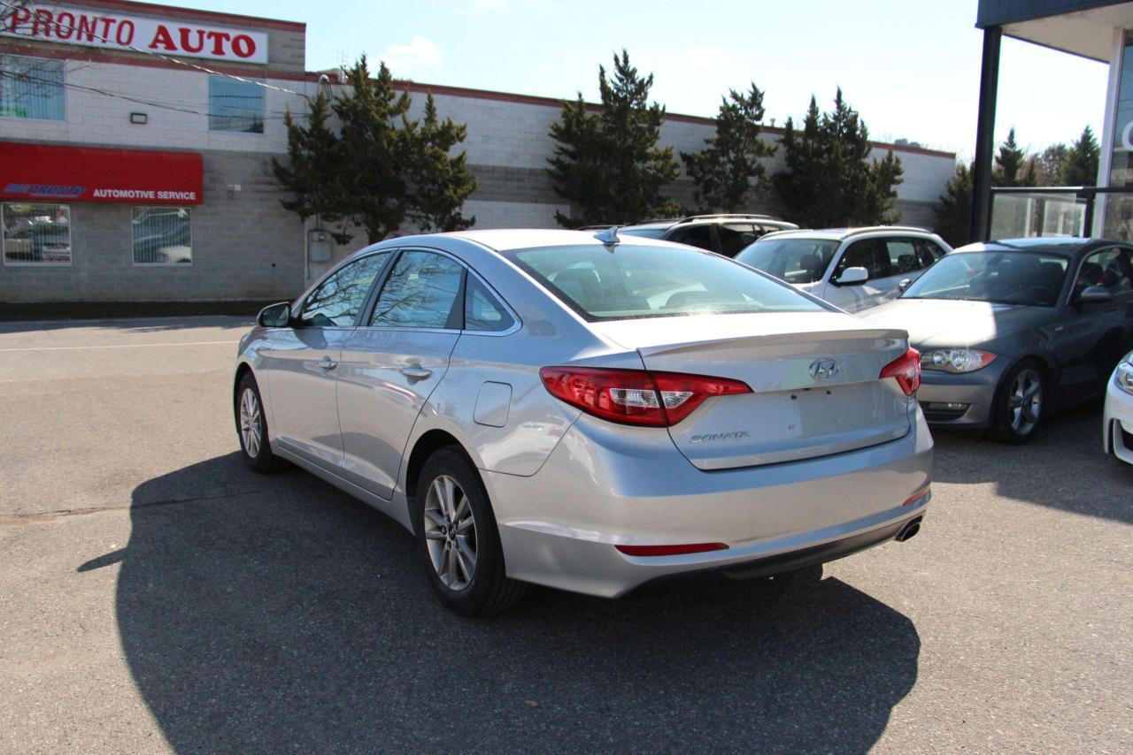 Used 2015 Hyundai Sonata 2.4L GL for Sale in Markham, Ontario   Carpages.ca