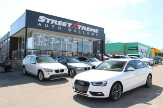 Used 2013 Audi A4 Premiem for sale in Markham, ON
