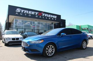 Used 2017 Ford Fusion SE for sale in Markham, ON