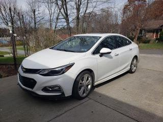 Used 2017 Chevrolet Cruze LT for sale in Toronto, ON