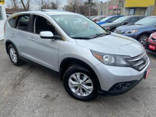 Used 2014 Honda CR-V EX/ AWD/ SUNROOF/ CAM/ ALLOYS/ FOG LIGHTS/ TINTED! for sale in Scarborough, ON
