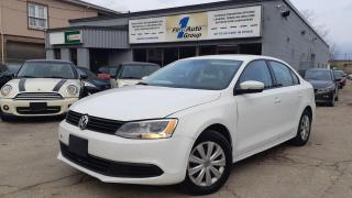 Used 2014 Volkswagen Jetta TRENDLINE+ for sale in Etobicoke, ON