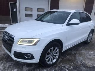 Used 2013 Audi Q5 2.0L Premium for sale in Winnipeg, MB