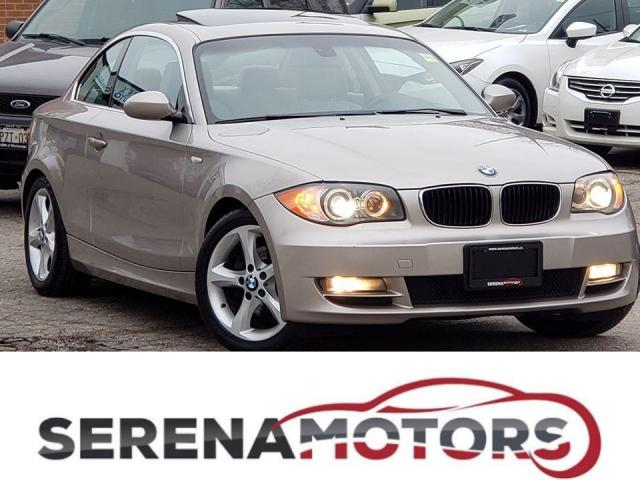 2009 BMW 1 Series 128i | COUPE | AUTO | FULLY LOADED | NO ACCIDENTS