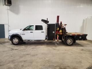 Used 2013 RAM 5500 Crew CAB 4WD for sale in Dundurn, SK