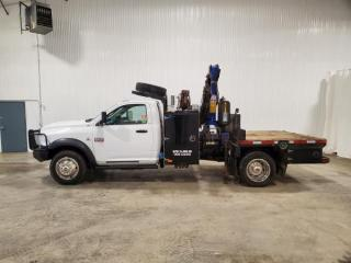 Used 2012 Dodge Ram 5500 Regular Cab 4WD for sale in Dundurn, SK