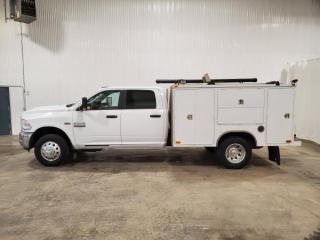 Used 2018 RAM 3500 Crew Cab 4WD DRW for sale in Dundurn, SK