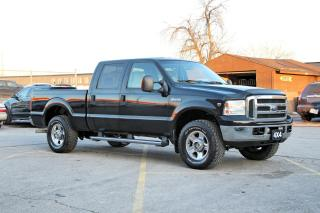 Used 2005 Ford F-250 Lariat MINT CONDITION 4X4 for sale in Brampton, ON