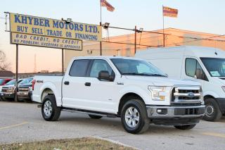 Used 2015 Ford F-150 XLT 4X4 for sale in Brampton, ON