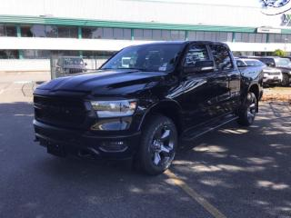 New 2020 RAM 1500 Big Horn for sale in Richmond, BC