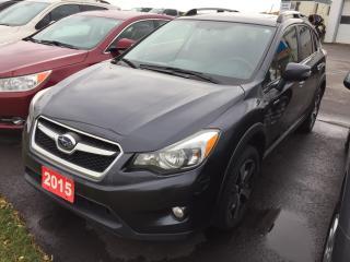 Used 2015 Subaru XV Crosstrek Hybrid for sale in Alliston, ON