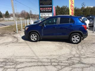 Used 2014 Chevrolet Trax LT for sale in Newmarket, ON