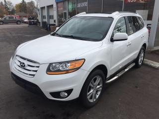 Used 2011 Hyundai Santa Fe Limited w/Navi for sale in Alliston, ON